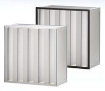 Filtro ad aria / in pannello / in mini-pieghe / a grande capacità