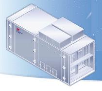 Lavatore di gas a secco / a letto profondo / chimico