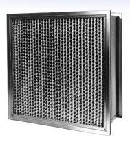 Filtro ad aria / in pannello / plissé / per condizioni severe