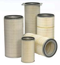 Cartuccia filtrante ad aria / di depolverazione / in poliestere / per turbina a gas