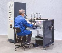 Banco per test multiparametrico / di particella magnetica / meccanico