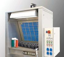 Macchina di ispezione con penetrazione di liquido fluorescente / NDT (controllo non distruttivo)
