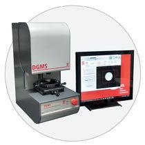 Sistema di misurazione di diametro / ad angolo / di filo metallico