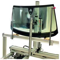 Sistema di misurazione di spessore / ad angolo / a laser / automatico