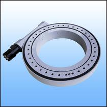 Sistema di trasmissione rotativo a prova di polvere / singolo / a vite senza fine / con corona dentata