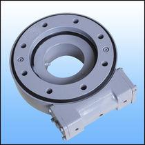 Sistema di trasmissione rotativo per inseguitore solare / con corona dentata / a vite senza fine / a prova di polvere