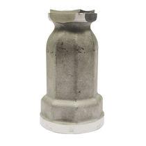Ugello di polverizzazione / a cono pieno / per liquidi / in acciaio inox