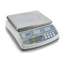 Bilancia contapezzi / con display LCD / compatta / con interfaccia seriale