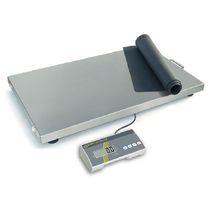 Bilancia a piattaforma / con monitor separato / con display LCD / con massa di riferimento esterna