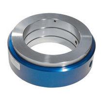 Raccordo girevole per acqua / per applicazioni pneumatiche / in alluminio / per montaggio su albero