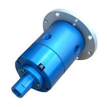 Raccordo girevole per olio / per gas / a 3 passaggi / idraulico