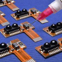 Colla epossidica / monocomponente / con isolamento elettrico / conduttore termico