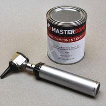Colla epossidica / monocomponente / resistente al taglio / per alta temperatura