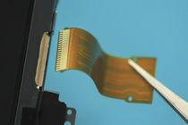 Colla epossidica / monocomponente / per alta temperatura / resistente ai prodotti chimici