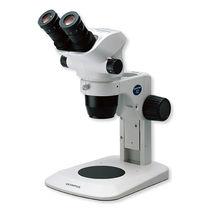 Stereomicroscopio / a illuminazione a LED / con zoom / 3D