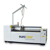 Macchina da taglio laser CO2 / per tessuti / di legno / CNC