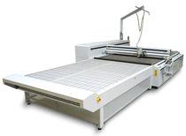 Macchina da taglio laser CO2 / per tessuti / CNC / grande formato