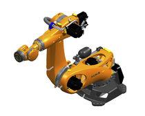 Robot antropomorfo / 6 assi / di automazione presse / di carico