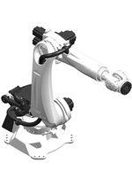 Robot antropomorfo / 6 assi / ad alta velocità / per camera bianca