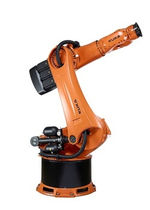 Robot antropomorfo / 6 assi / per fonderia / industriale
