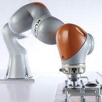 Robot antropomorfo / 7 assi / di ispezione / di pallettizzazione