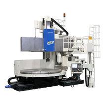 Alesatrice-fresatrice CNC / verticale / multiassiale