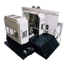 Alesatrice CNC / orizzontale / 4 assi / di alta precisione