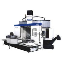 Alesatrice-fresatrice CNC / verticale / 3 assi / ad alta velocità