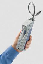 Rilevatore di fughe di gas refrigerante / a infrarossi / portatile / con allarme visivo