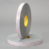 Nastro adesivo a doppia faccia / in schiuma acrilica / per matiere plastiche