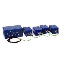 Sensore sismico con registratore di dati