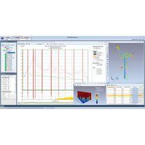 Software di analisi di vibrazioni / di misura / di animazione / di trattamento di segnali