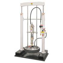 Elevatore a colonne / pneumatico / per pompa / verticale