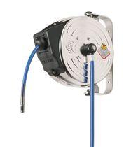 Avvolgitore per tubo / a richiamo automatico / fisso / orientabile