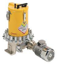 Sistema di lubrificazione a olio / a grasso / centralizzato / multipunto