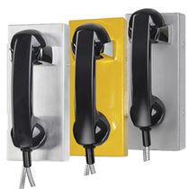 Telefono VoIP / IP65 / IP54 / per applicazioni ferroviarie