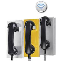 Telefono antivandalismo / a tenuta stagna / IP65 / IP54