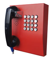 Telefono analogico / VoIP / IP65 / IK10