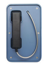 Telefono a tenuta stagna / standard / analogico / a muro