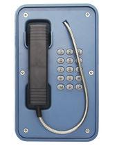 Telefono a tenuta stagna / IP67 / analogico / per ambienti difficili