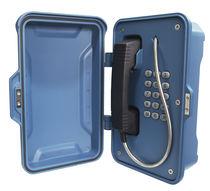 Telefono a tenuta stagna / antincendio / VoIP / IP