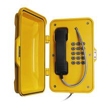 Telefono a tenuta stagna / IP67 / antivandalismo / analogico