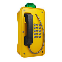 Telefono VoIP / IP66 / IK10 / IP67