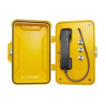 Telefono antivandalismo / a tenuta stagna / IP67 / standard