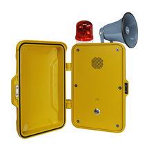 Telefono IP67 / analogico / VoIP / GSM