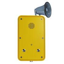 Telefono a tenuta stagna / IP67 / analogico / SIP