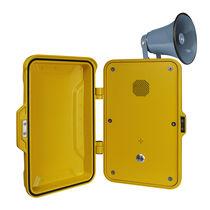 Telefono a tenuta stagna / analogico / VoIP / GSM
