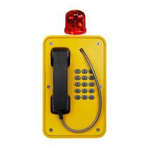 Telefono a tenuta stagna / IP67 / VoIP / per ambienti difficili