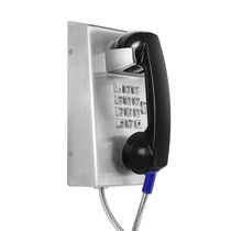 Telefono antivandalismo / analogico / VoIP / IP65