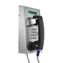 Telefono analogico / VoIP / IP67 / IK10